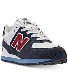 New Balance Little Boys' 574 Americana Casual Sneakers from Finish Line