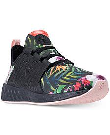 New Balance Women's Fresh Foam Cruz Wide Width Running Sneakers from Finish Line