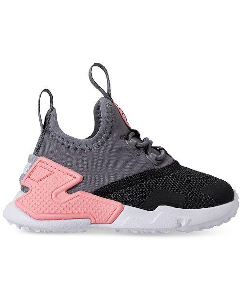 f3eacf706de40 ... Nike Toddler Girls  Huarache Drift Casual Sneakers from Finish Line ...