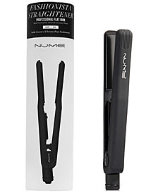 NuMe Fashionista Hair Straightener (Black), from PUREBEAUTY Salon & Spa