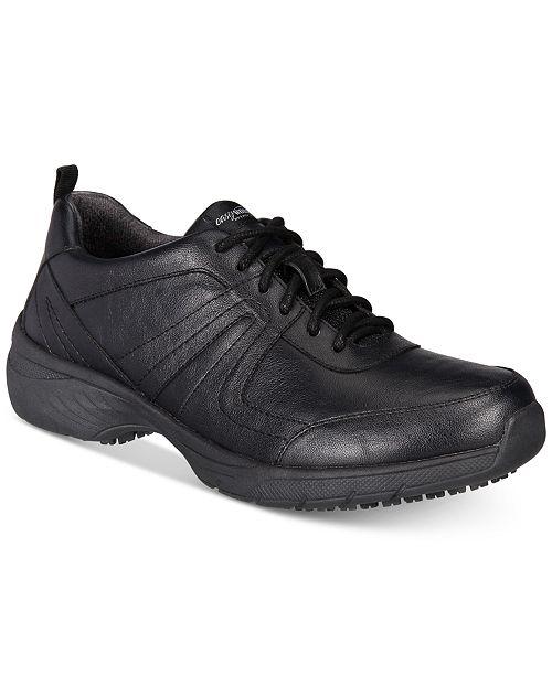 Easy Street Works Paparika Slip Resistant Lace Sneakers