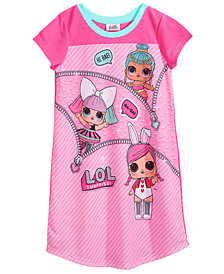 LOL Surprise! Little Girls Graphic-Print Night Shirt