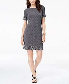 MICHAEL Michael Kors Animal-Print Dress