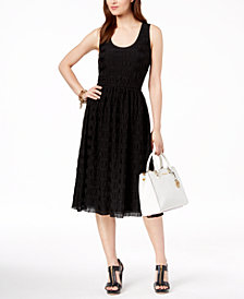 MICHAEL Michael Kors Jacquard Dress
