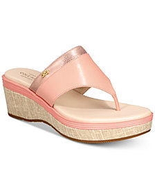 Cole Haan Cecily Grand Thong Sandals