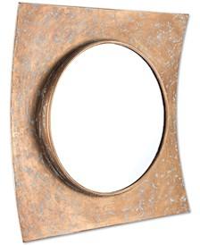 Cuadrado Gold-Tone Mirror