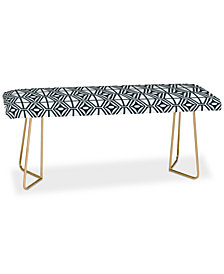 Deny Designs Heather Dutton Metro Steel Bench