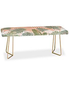 Deny Designs Marta Barragan Camarasa Tropical Bench