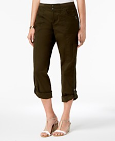 Style & Co Convertible Cargo Pants, Created for Macy's