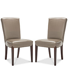 Evanson Side Chair (Set Of 2), Quick Ship