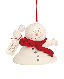Department 56 Snowpinions I'm Having a Meltdown Ornament