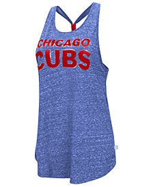 G-III Sports Women's Chicago Cubs Bleacher Tank