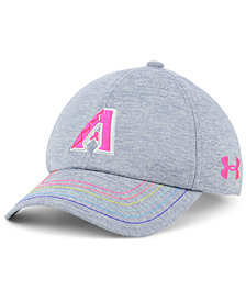 Under Armour Girls' Arizona Diamondbacks Renegade Twist Cap