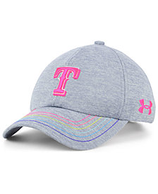 Under Armour Girls' Texas Rangers Renegade Twist Cap