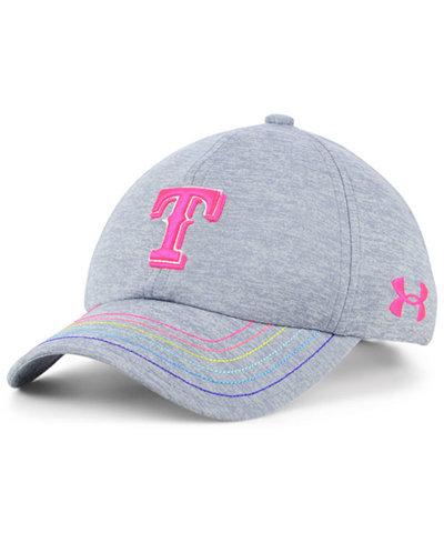 Under Armour Girls' Texas Rangers Renegade Twist Cap