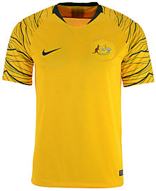Nike Men's Australia National Team Home Stadium Jersey