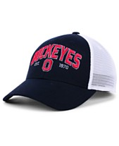 low priced a9c16 39d2e Top of the World Ohio State Buckeyes Fan Favorite Snapback Cap