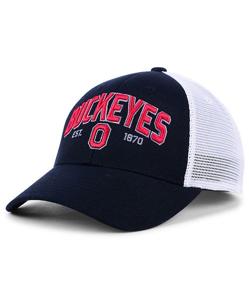 brand new 1b9bf e18dd ... Top of the World Ohio State Buckeyes Fan Favorite Snapback Cap ...