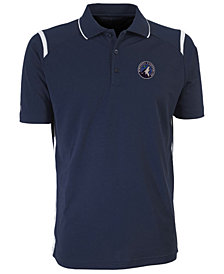 Antigua Men's Minnesota Timberwolves Merit Polo Shirt