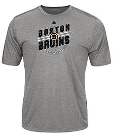 Majestic Men's Boston Bruins Drop Pass T-Shirt