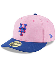 New Era New York Mets Mothers Day Low Profile 59Fifty Fitted Cap