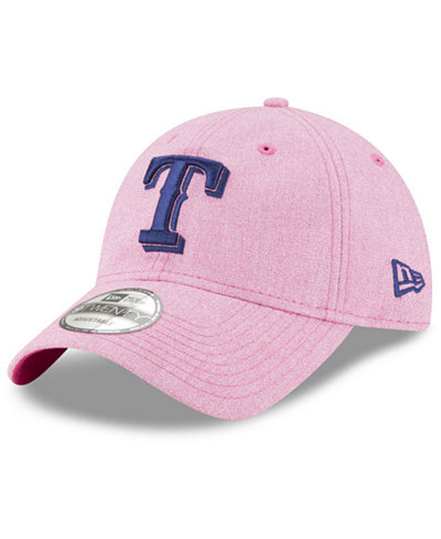 premium selection 3b425 8176d Main Picture. New Era Texas Rangers Mothers Day 9TWENTY Cap