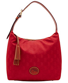 Dooney & Bourke Boston Red Sox Nylon Paige Sac