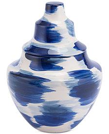 Zuo Pinto Blue & White Small Vase