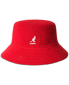 Kangol Men's Bermuda Terry Bouclé Bucket Hat