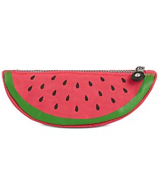 Kipling Fruit Charm Pencil Case
