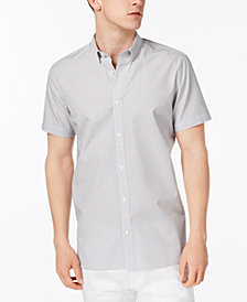 Calvin Klein Men's Colorblocked Dobby Shirt