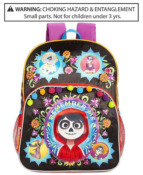 39d1e5c010 Disney Little   Big Girls Coco Backpack   Reviews - All Kids ...
