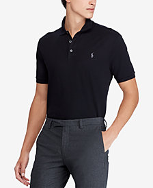 Polo Ralph Lauren Men's Classic-Fit Mesh Ultrasoft Polo Shirt