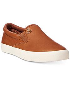 Lauren Ralph Lauren Ria Slip-On Fashion Sneakers