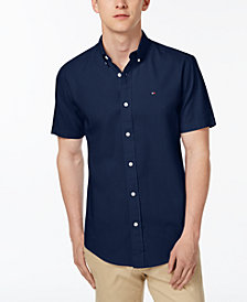 Tommy Hilfiger Men's Oxford Shirt