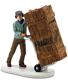 Department 56 Village Figures Fragile Delivery