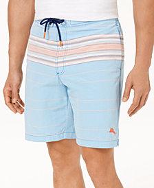 "Tommy Bahama Men's Baja Serape Sunset 9"" Board Shorts"