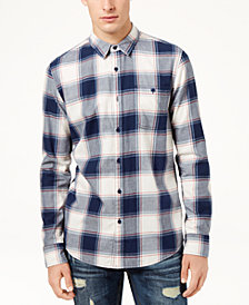 American Rag Men's Cameron Plaid Shirt, Created for Macy's