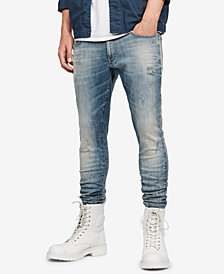 G-Star RAW Men's Slim-Fit Stretch Jeans