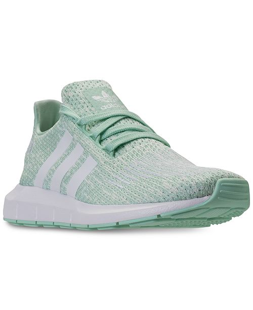 650a353e2 adidas Girls  Swift Run Running Sneakers from Finish Line   Reviews ...