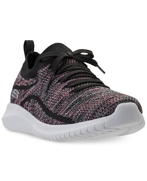 ... Skechers Women s Ultra Flex - Statements Running Sneakers from Finish  Line ... 1e7b6c4386b1