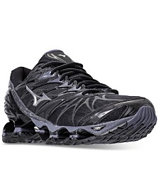 9e7fefb1bd30 Mizuno Men s Wave Prophecy 7 Running Sneakers from Finish Line