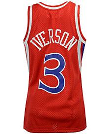 Mitchell & Ness Men's Allen Iverson Philadelphia 76ers Hardwood Classic Swingman Jersey
