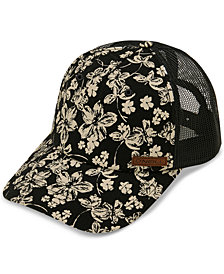 O'Neill Juniors' Pineapple Graphic-Print Trucker Hat