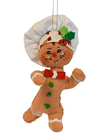 Annalee Gingerbread Chef Ornament