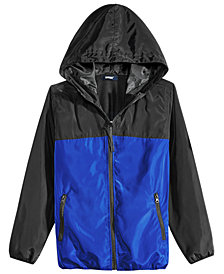 Univibe Big Boys Donovan Windbreaker Jacket