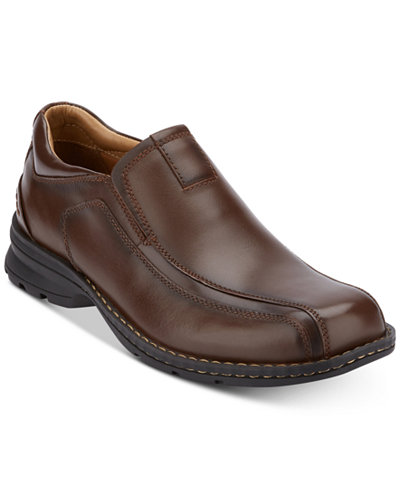Dockers Men's Agent Leather Loafers Men's Shoes