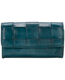 Patricia Nash Woven Terresa Wallet, Created for Macy's