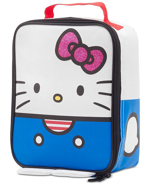 Hello Kitty Little & Big Girls Lunch Bag & Reviews - All