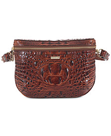 Brahmin Convertible Melbourne Belt Bag